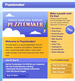 Puzzlemaker – edshelf