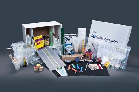 Escience Lab Kit Homework Example August 2019