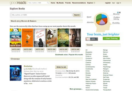 how to delete from shelf goodreads