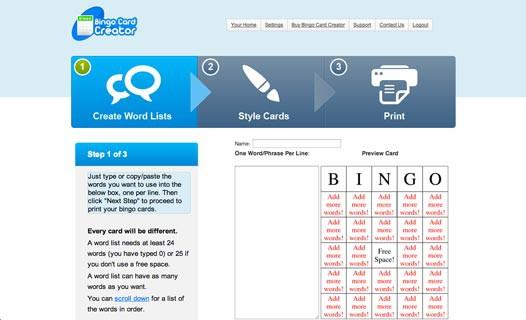 Bingo Card Creator Reviews | edshelf