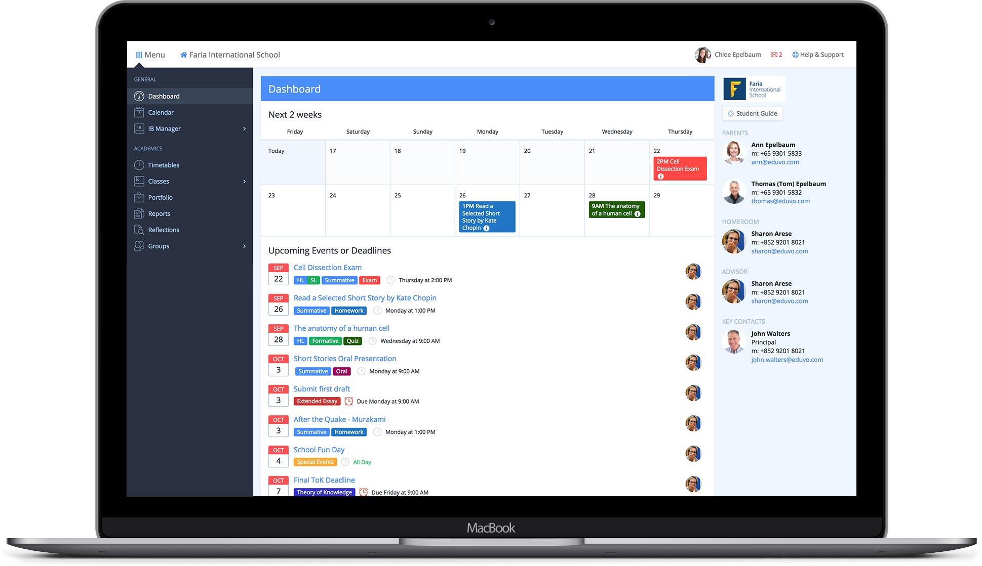 Managebac Reviews Edshelf