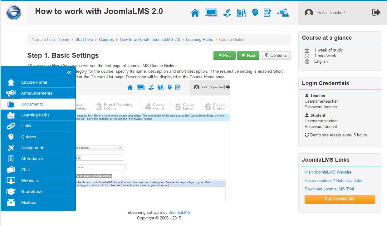 JoomlaLMS Reviews | edshelf