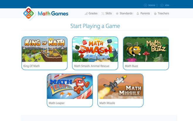 Math Games Reviews | edshelf
