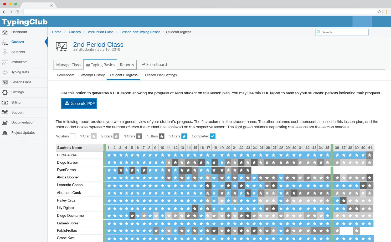 TypingClub School Edition – edshelf