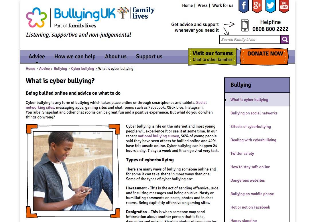Bullying UK Reviews | edshelf