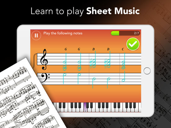 Simply Piano by JoyTunes – Learn & play piano – edshelf