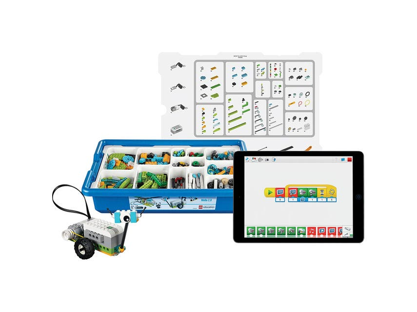 Lego Education Wedo 20 Core Set Reviews Edshelf