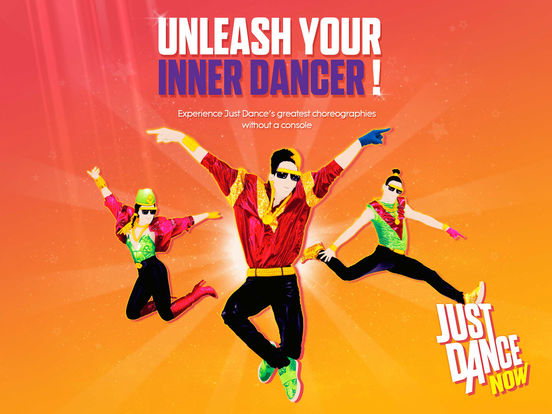 Just Dance Now – edshelf