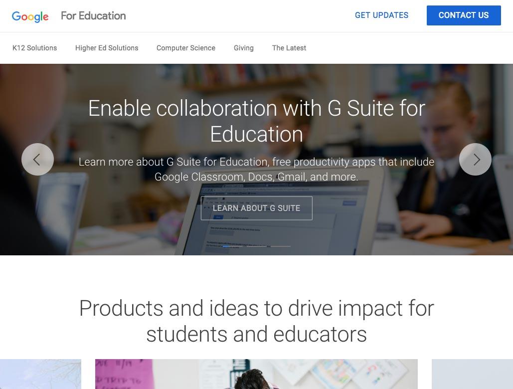 G Suite for Education – edshelf
