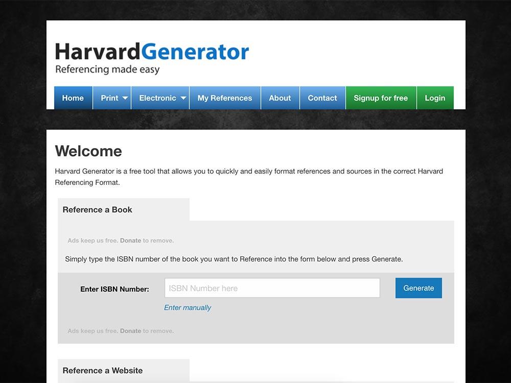 Harvard Generator Reviews | edshelf