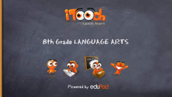 Itooch 8th Grade Language Arts Reviews Edshelf