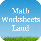 Printables Math Worksheets Land math worksheets land reviews edshelf