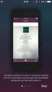 Scanner With OCR Optical Character Recognition Document Scan To PDF Email And Word Translation