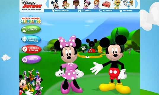 disney jr co