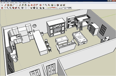 screenshot googlesketchup 1