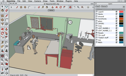 how to get google sketchup