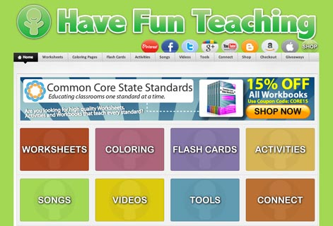Have Fun Teaching – edshelf