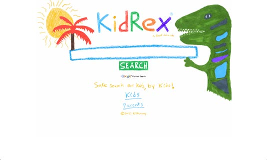 Kidrex Is A Fun And Safe Search For Kids By Kids Kidrex Searches