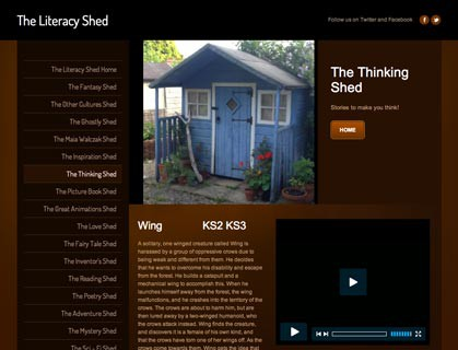 The literacy shed images