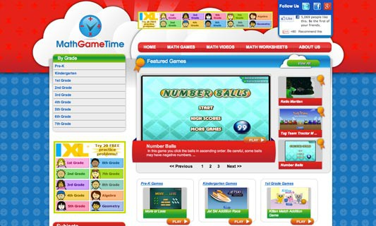 Math Game Time Reviews | edshelf