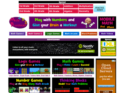 Learn math online mathematics