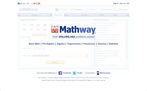 Mathway – edshelf on