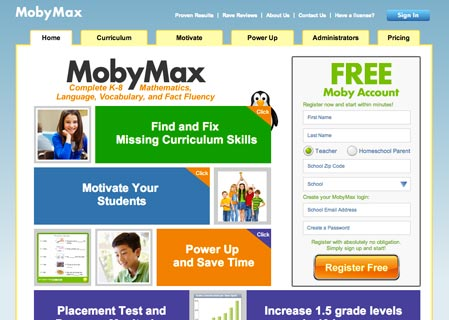 Mobymax Reviews Edshelf