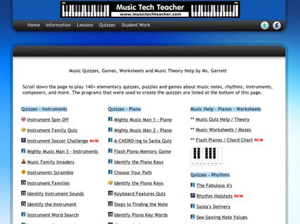 Music Tech Teacher Quizzes Reviews Edshelf