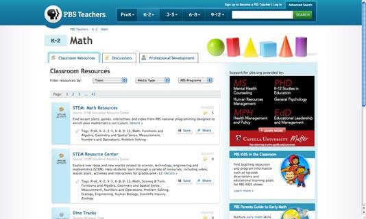 pbs teachers reviews edshelf