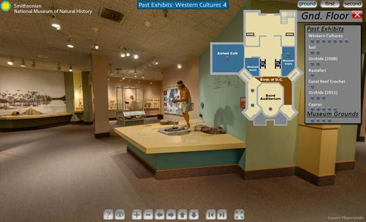 Nmnh Virtual Tour Smithsonian National Museum Of American History