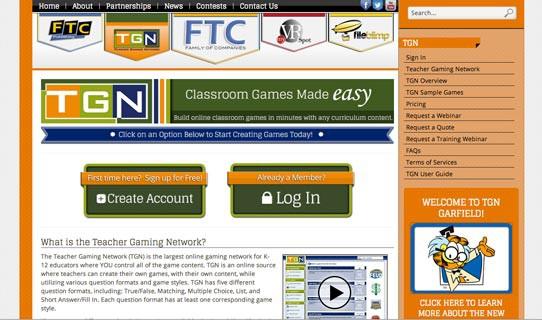 Teacher Gaming Network – edshelf