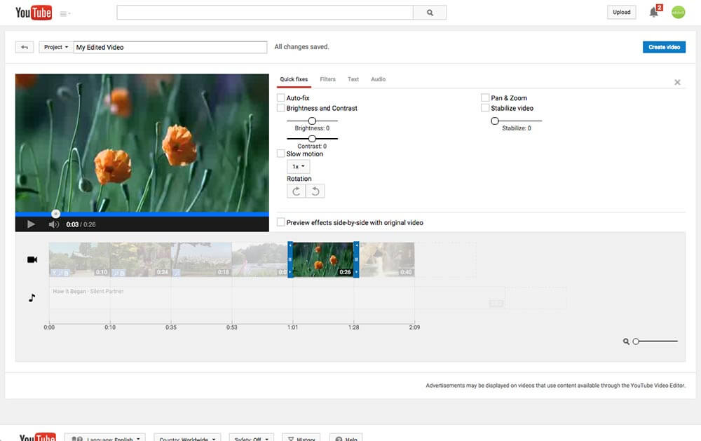 YouTube Video Editor Reviews | edshelf