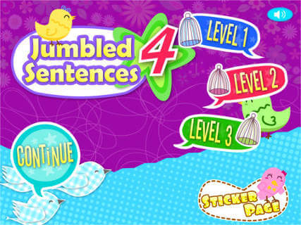 Jumbled Sentences 4 Reviews   edshelf